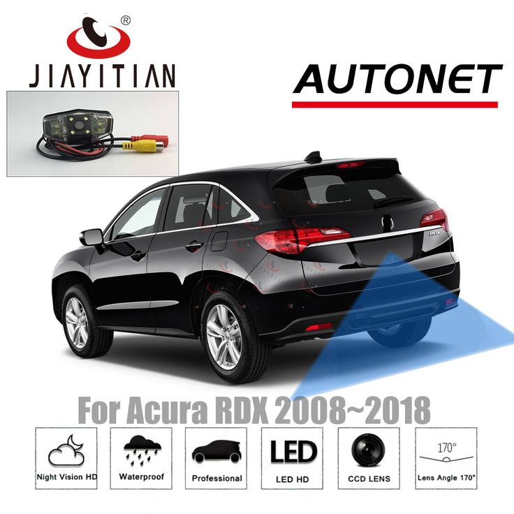 [FREE SHIPPING] JIAYITIAN Rear View Camera For Acura RDX