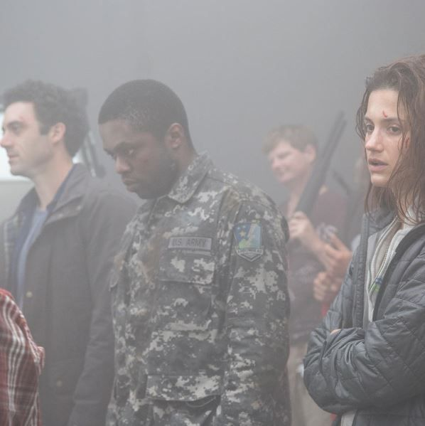 STEPHEN KING ONLY: The Mist - Le prime foto dal set della serie tv