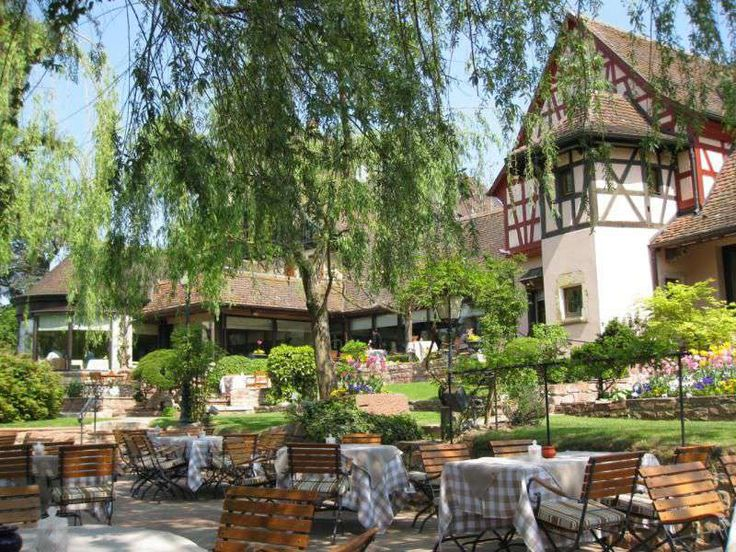 L'Auberge de l'Ill   Restaurant gastronomique 3 étoiles ALSACE
