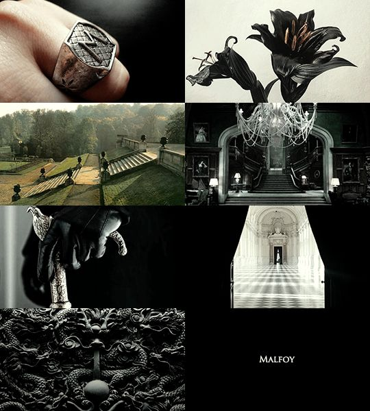 Sacred Twenty-Eight   Malfoy 1/2