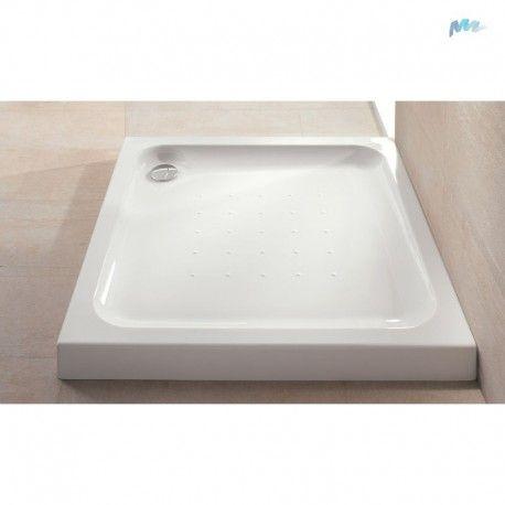 Gala plato de ducha acr lico gala esfera cuadrado de for Platos de ducha ceramicos rectangulares