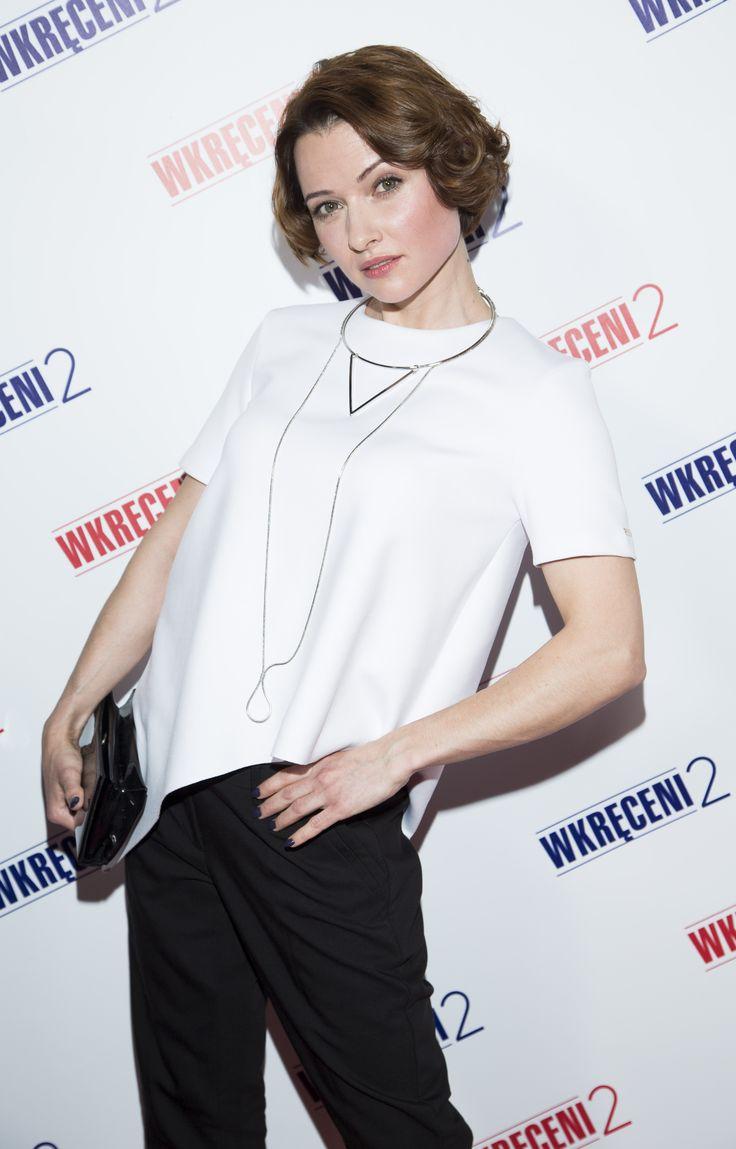 Anna Lipińska wearing Mohito total look