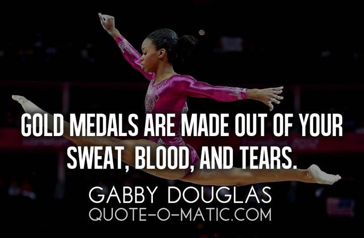 gabby douglas quotes - Google Search
