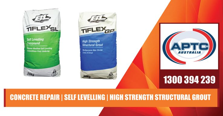 TIFLEX-SL™ is a rapid hardening self-levelling single component cementitious underlay. TIFLEX -SL™ has been formulated to achieve a smooth flat surface with ease of application and maximum flow without any shrinkage or cracking. TIFLEX-GP is a multipurpose non-shrink Class A cementitious grout complying with requirements of SAA MP20 part 3. #ConcreteRepair #TIFLEX