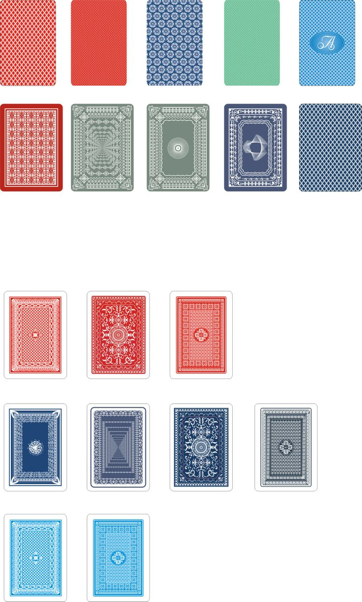 all fashion playing cards or poker cards backs, just for reference, welcome to Shenzhen Wangjing playing cards co.,ltd.