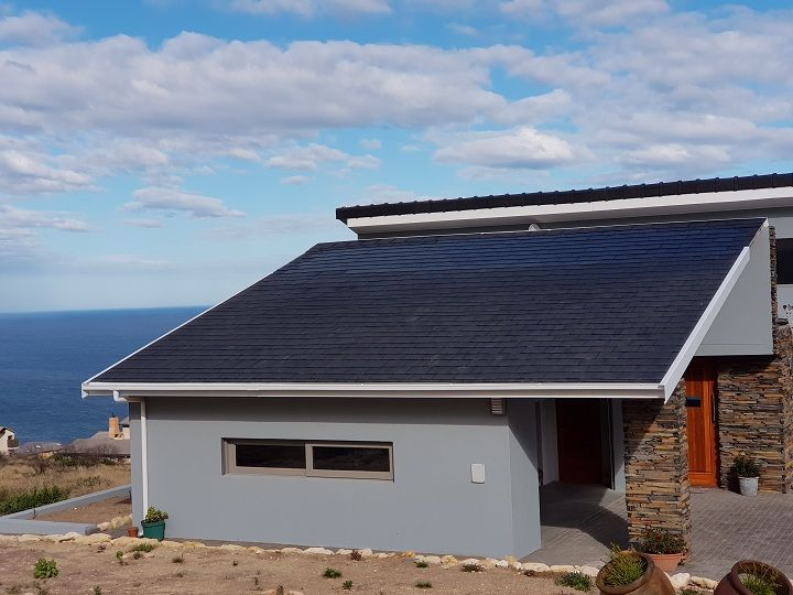House Michie Solteq Solar Roof Tiles South Africa E Power Technologies Solar Roof Tiles Solar Roof Roof Tiles