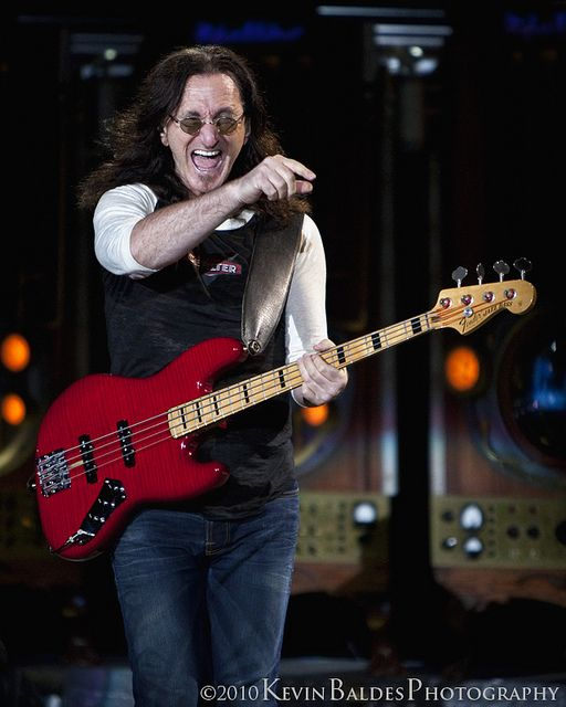 Geddy Lee | RUSH - Geddy Lee | Flickr - Photo Sharing!