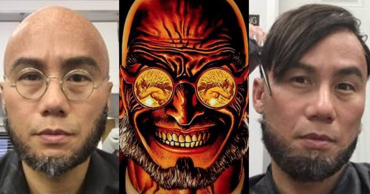 First Look at B.D. Wong as Hugo Strange in 'Gotham' Season 2 -- Actor B.D. Wong teases his transformation into the iconic Hugo Strange in Season 2 of 'Gotham', while hinting when the character may debut. -- http://movieweb.com/gotham-season-2-bd-wong-hugo-strange-photo/