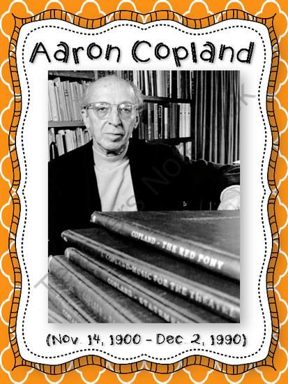 an analysis of aaron copland Rodeo is a ballet score written by american composer aaron copland in 1942  structure and analysis.