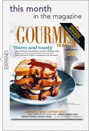 Gourmet Traveller - I will be making the french toast on the cover mmhmm