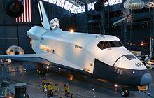 Space Shuttle Enterprise - Wikipedia, the free encyclopedia