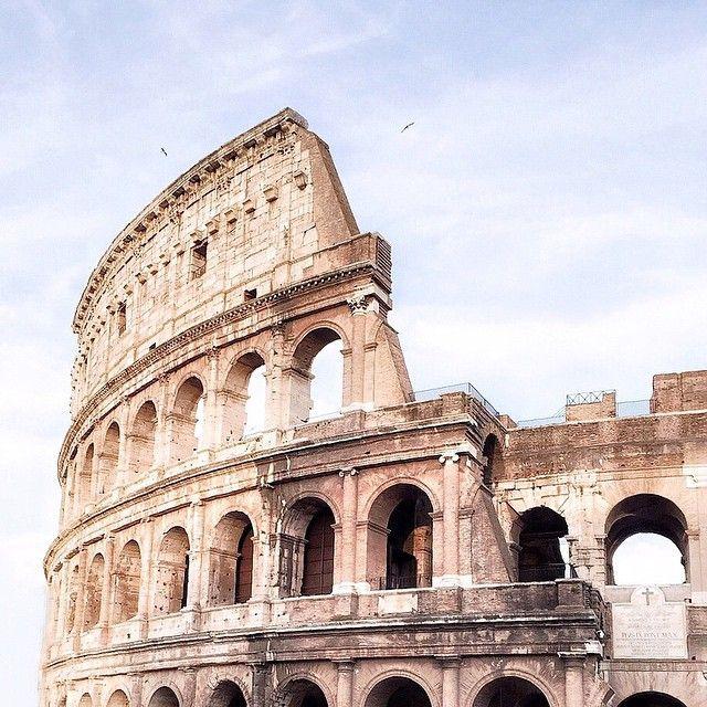 Coliseu | Roma | #Itália
