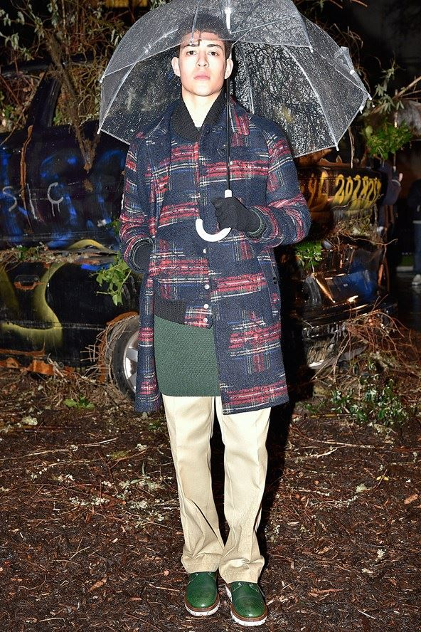 Soulland Fall/Winter 2016/17 - London Collections: MEN - Male Fashion Trends
