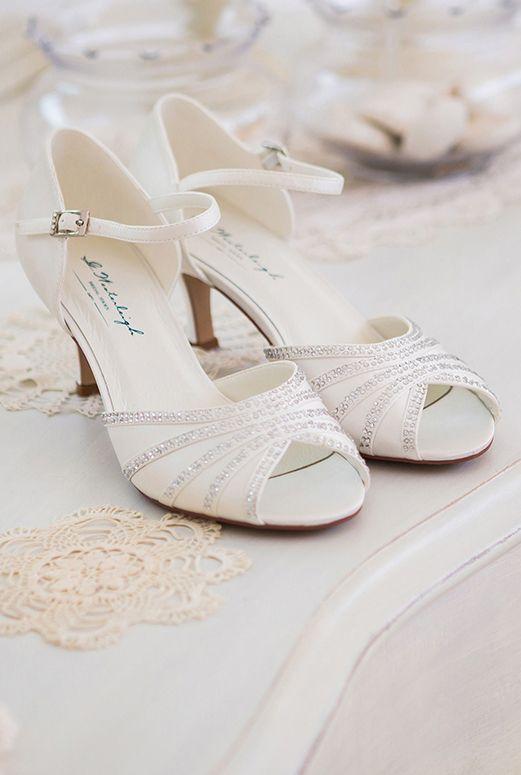f9b30031e2 G. Westerleigh Jessica Bridal Shoes | Bridal Shoes / Menyasszonyi ...