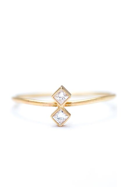 25 unique rings for the unconventional bride