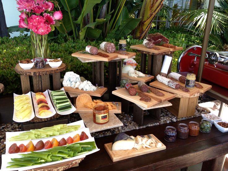 European breakfast buffet