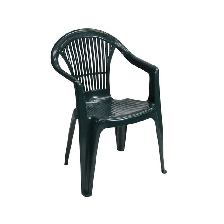 Perfect Plastic Patio Chair   A Popular Green Plastic Garden Furniture Set That  Provides Convenient Outdoor Dining Awesome Design