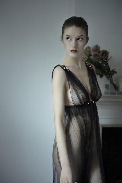 Damaris Chiacchiere Gown