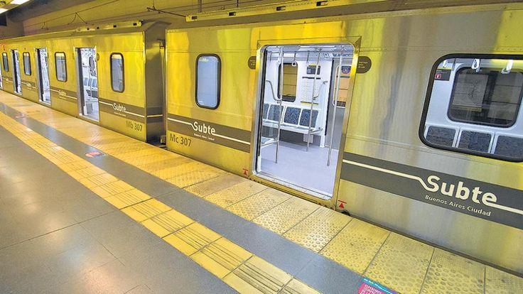 Más estaciones, menos pasajeros | La red de subtes porteños transporta un 10 por ciento menos https://link.crwd.fr/1xlv