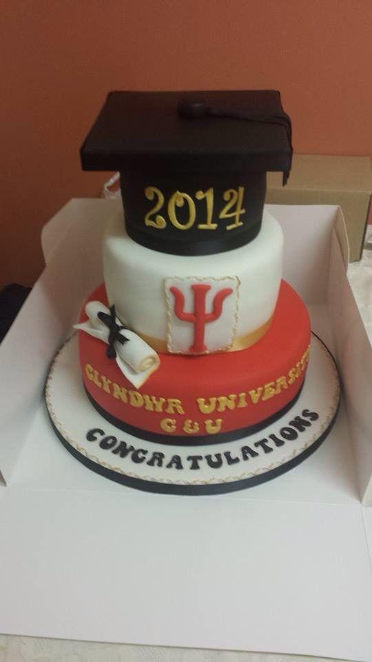 Psychology Graduation Cake!