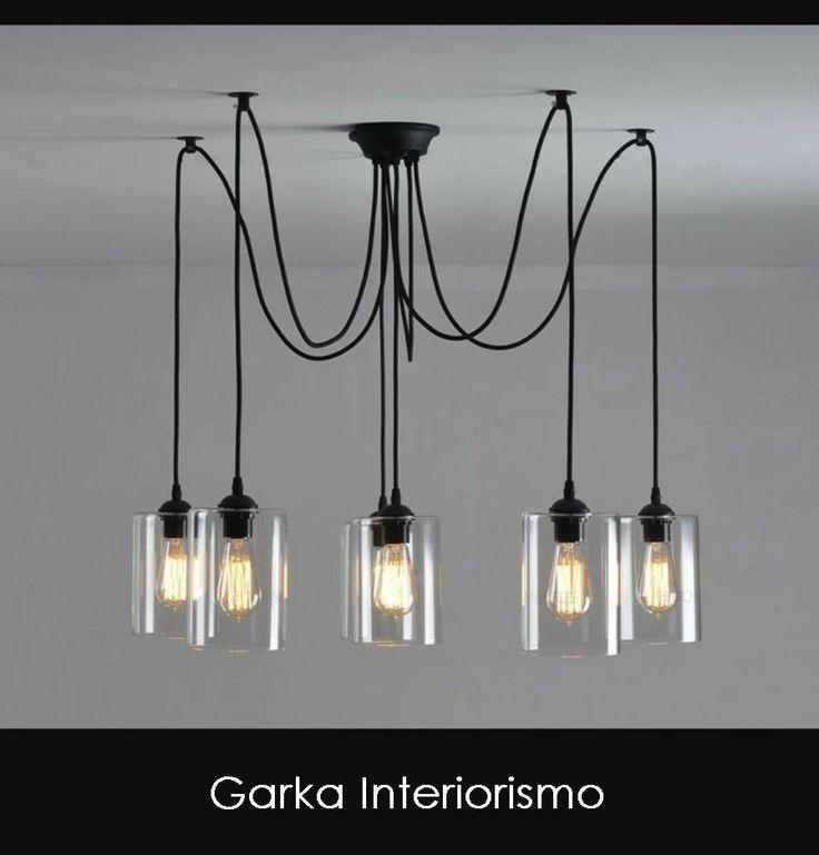 Lámparas con encanto para un día lleno de luz!  Descubre todos nuestros diseños de lámparas e iluminación y déjate sorporender! Consúltanos tu caso