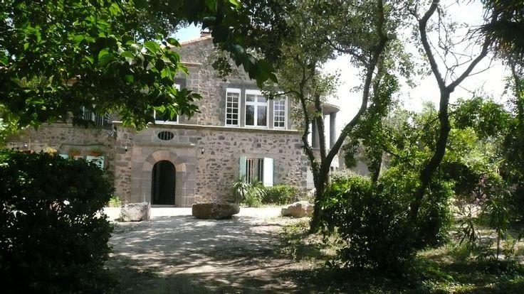 Location maison sur la plage + grand jardin - Marseillan-Plage (34)