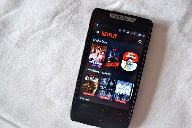 Netflix ✖✖✖ Foto: Debb Cabral/GatoQueFlutua