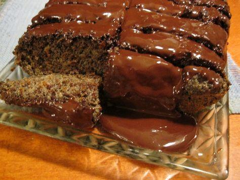 Céklás-mákos torta | PaleoVital