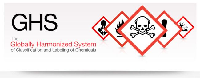 29 Best Images About Ghs Hazard Communication On