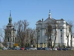 Rokitno -barokowy kosciol-Poland