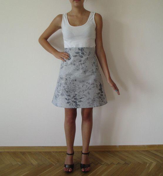 Spódnica damska wiosna / lato rozm. 38 M - Anetmoda - Eleganckie spódnice