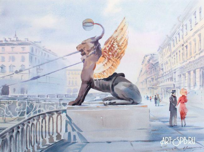петербург львы рисунок: 14 тыс изображений найдено в Яндекс.Картинках