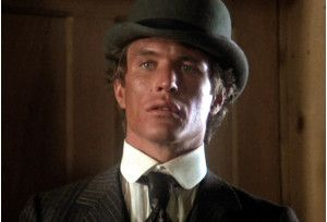 """Tom Berenger as Butch Cassidy in """"Butch and Sundance: The Early Days"""""""