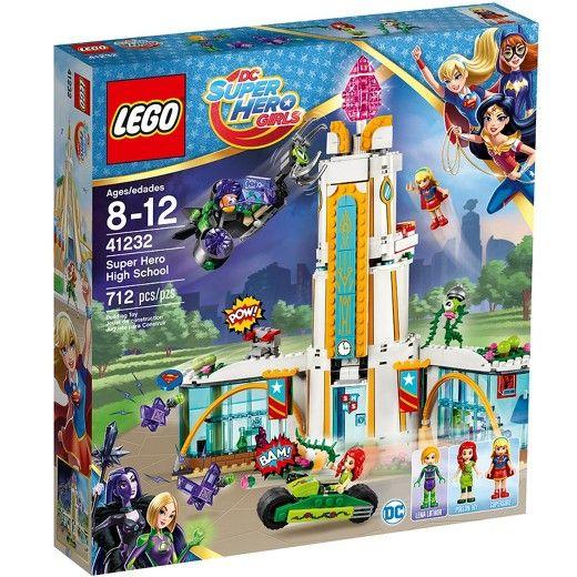 LEGO® Super Hero Girls Super Hero High School 41232 : Target