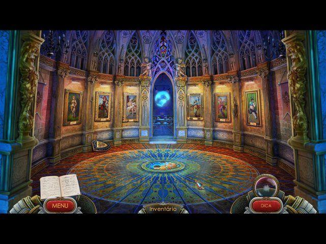 Jogo «Dark Angels: Masquerade of Shadows» 05.11.2016 http://pt.topgameload.com/?cat=casualpcgames&act=game&code=8781  Salve o mundo de forças demoníacas nesta aventura eletrizante de objetos escondidos! Use sua arma, o Chakram, para destruir o mal e também resolver quebra-cabeças, voltar no tempo e aniquilar demônios pela raiz, além de solucionar o mistério de seu incrível destino. Repleto de muita interatividade e animação impactante, Dark Angels vai prender sua atenção do começo ao fim…
