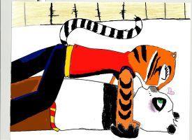 Pin on Po X Tigress