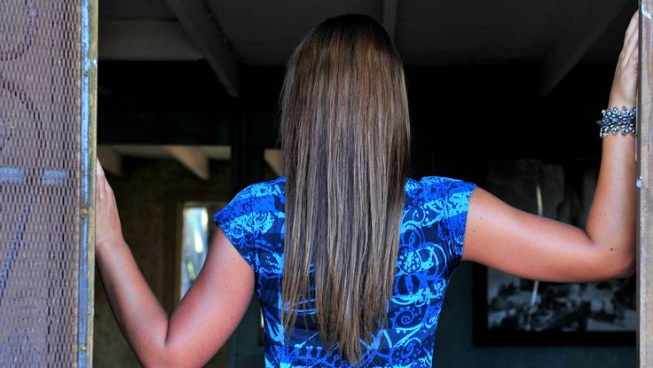 How to Grow Your Hair out Super Long, Super Fast -- via wikiHow.com