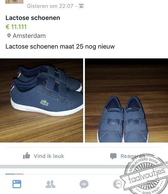 Verkoopt u ook veganistische schoenen? #taalvout  (Met dank aan Saskia van de Weijer!)