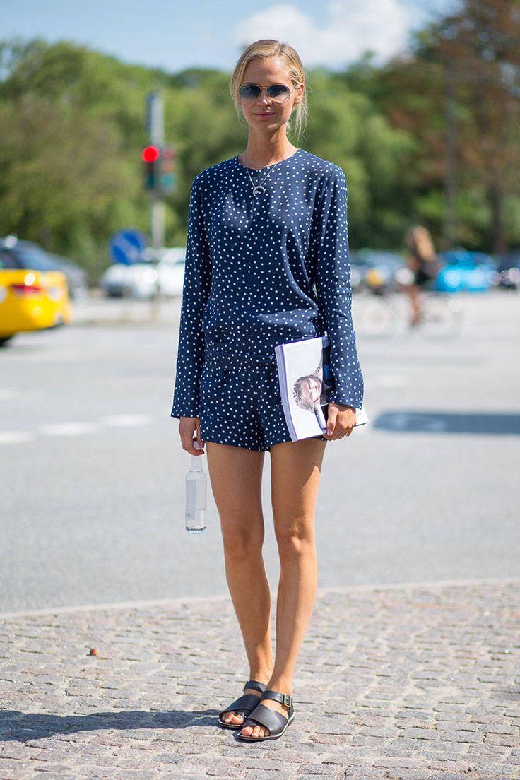 Copenhagen Fashion Week Spring 2015 Street Style ...