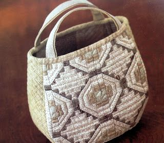 Yoko Saito bag   Source: Little Green Cottage Designs