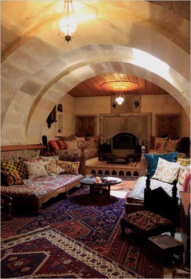 Cappadocia Interior design