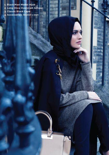 INAYAH Street Look   Hashtag Hijab