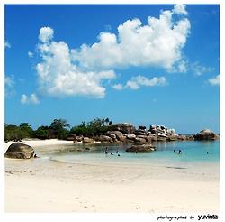 Tanjung tinggi, Belitung (Indonesia)