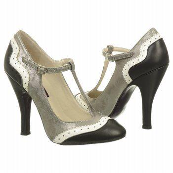 Women's Mojo Moxy Butterfield Black Leather Shoes.com
