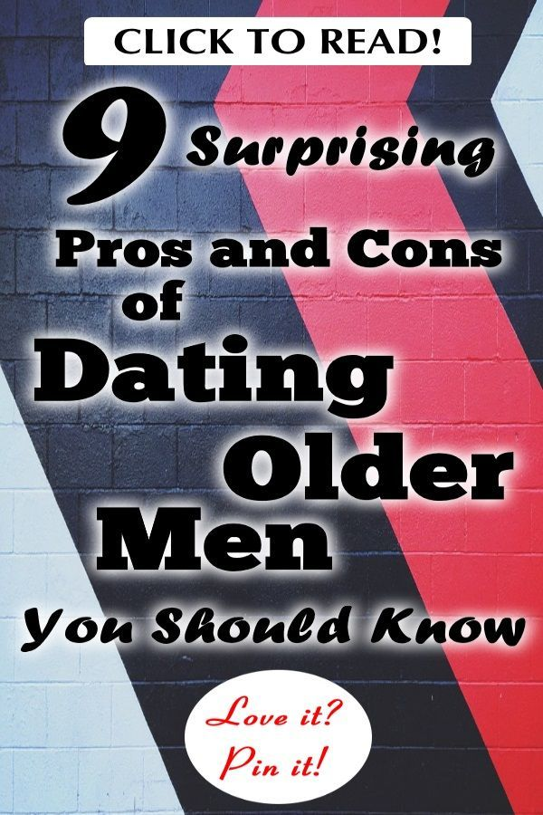 what age is appropriate for dating pros and cons