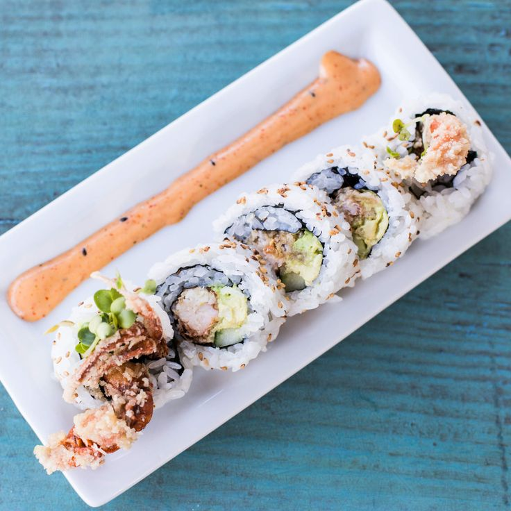 The 9 Most Popular Sushi Rolls - spider roll   http://naperville.shintoexperience.com/