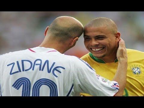 Ronaldo & Zidane