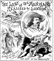 Victorian Calendar: May 11, 1887 --- Buffalo Bill