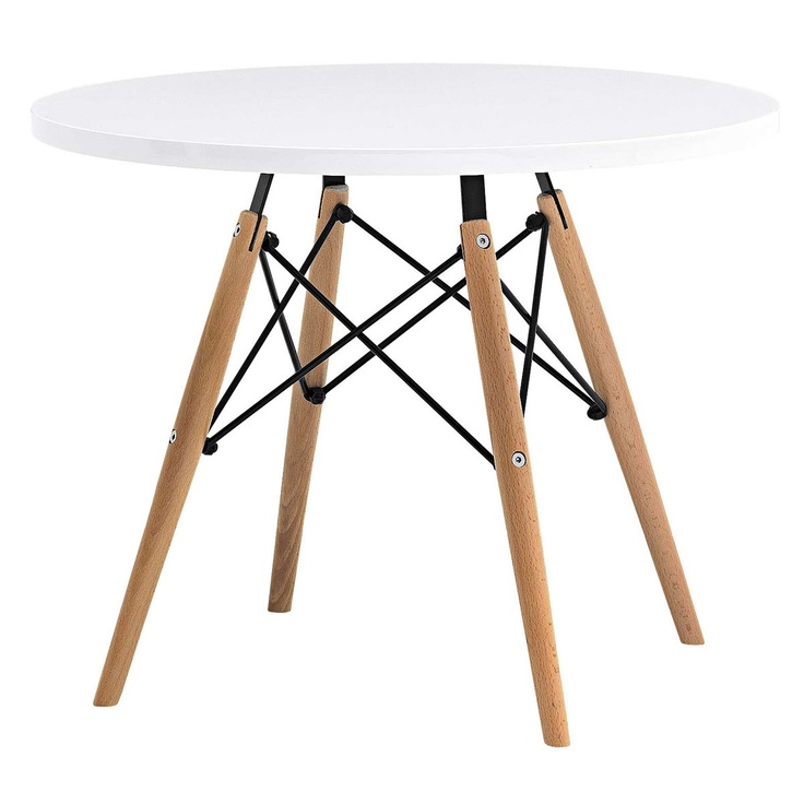 Thinking of 2 of these for bed side tables..... Jetson Kids Table from Domayne