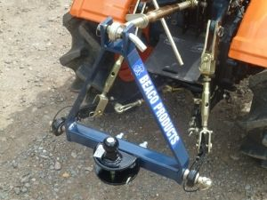 www.blacktrac-compact-tractors.co.uk Store Product.asp?id=46&item=New+Ball+%26+Pin+Tow+Bar+%223%22+Point+Linkage+Frame